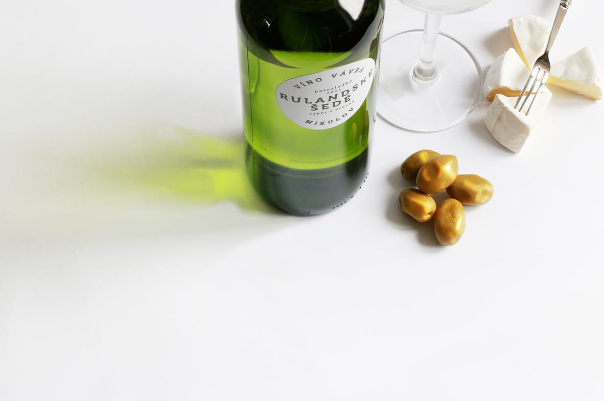 Víno Vávra, logotyp, Grolich, design, grafický design