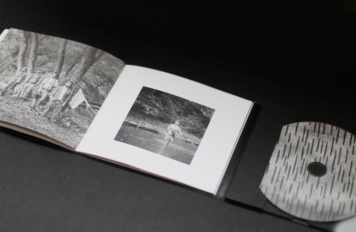 Vilém Spilka Quartet Podvod písně Honzy Nedvěda Design: Tobiáš Grolich Photo: Roman Franc