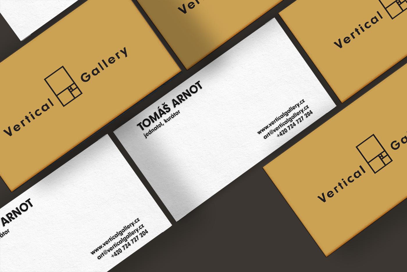 Vertical Gallery design Tobiáš Grolich